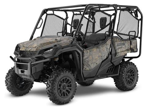 2021 Honda Pioneer 1000-5 Deluxe in Lapeer, Michigan - Photo 1