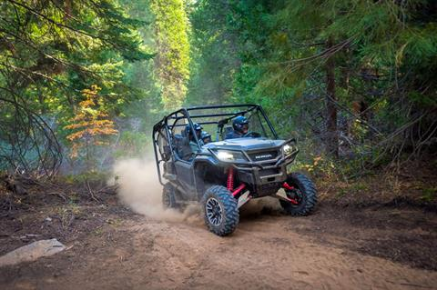 2021 Honda Pioneer 1000-5 Deluxe in West Bridgewater, Massachusetts - Photo 4
