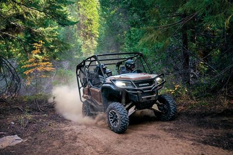 2021 Honda Pioneer 1000-5 Deluxe in West Bridgewater, Massachusetts - Photo 6