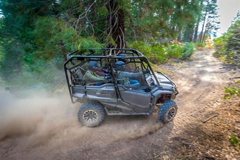 2021 Honda Pioneer 1000-5 Deluxe in Ontario, California - Photo 3