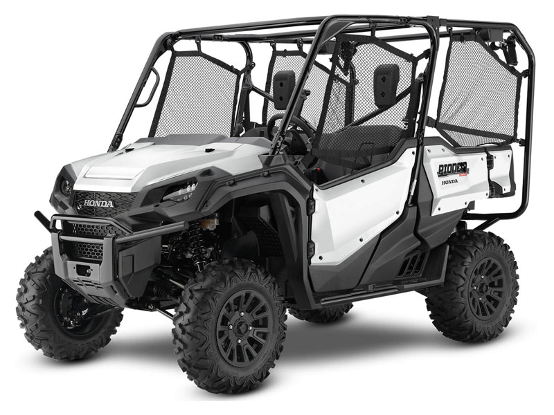 2021 Honda Pioneer 1000-5 Deluxe in Iowa City, Iowa - Photo 1