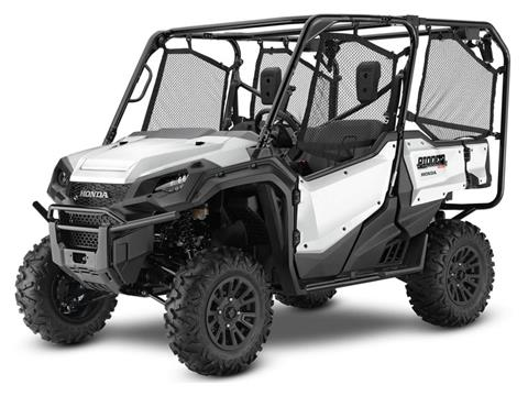 2021 Honda Pioneer 1000-5 Deluxe in Monroe, Michigan