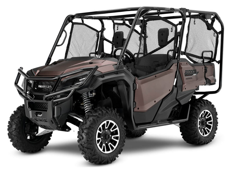 2021 Honda Pioneer 1000-5 Limited Edition in Danbury, Connecticut - Photo 1