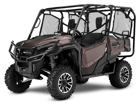 2021 Honda Pioneer 1000-5 Limited Edition in Monroe, Michigan