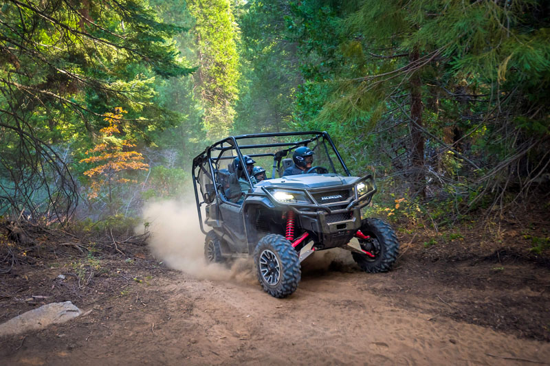 2021 Honda Pioneer 1000-5 Limited Edition in Huntington Beach, California - Photo 4