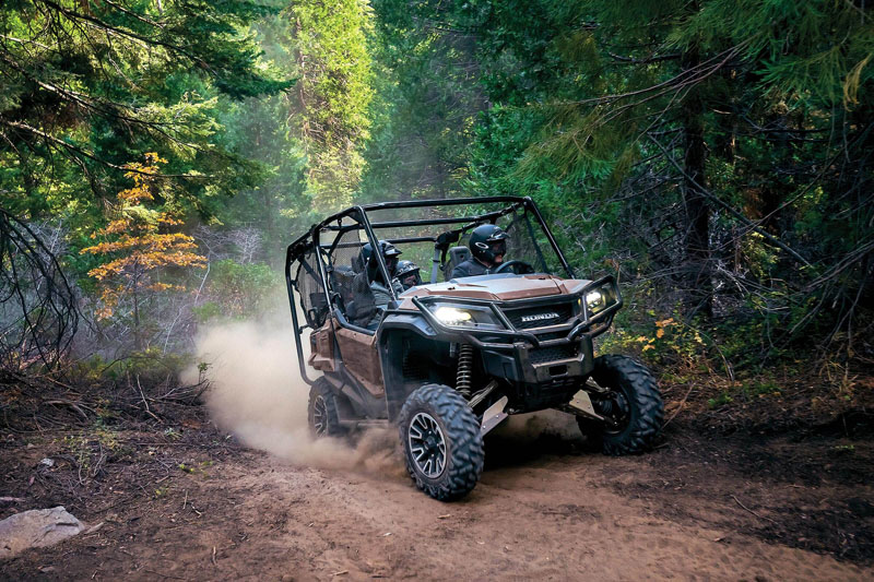 2021 Honda Pioneer 1000-5 Limited Edition in New Haven, Connecticut - Photo 6