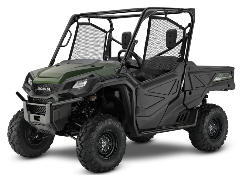 2021 Honda Pioneer 1000 in Lapeer, Michigan - Photo 1