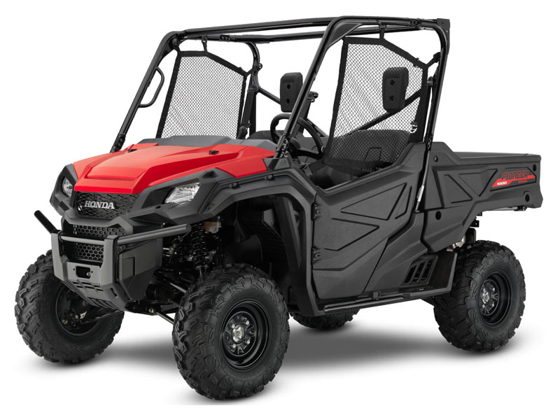 2021 Honda Pioneer 1000 in Madera, California - Photo 1