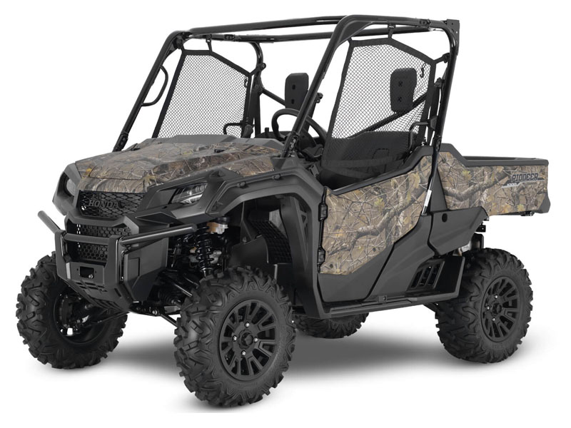 2021 Honda Pioneer 1000 Deluxe in New Strawn, Kansas - Photo 1