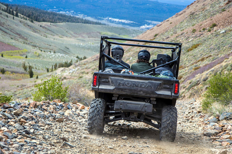 2021 Honda Pioneer 1000 Deluxe in Colorado Springs, Colorado - Photo 5
