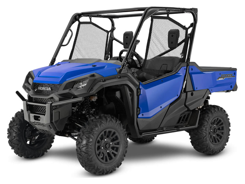 2021 Honda Pioneer 1000 Deluxe in Valparaiso, Indiana - Photo 1