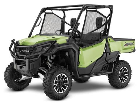 2021 Honda Pioneer 1000 Limited Edition in Salina, Kansas