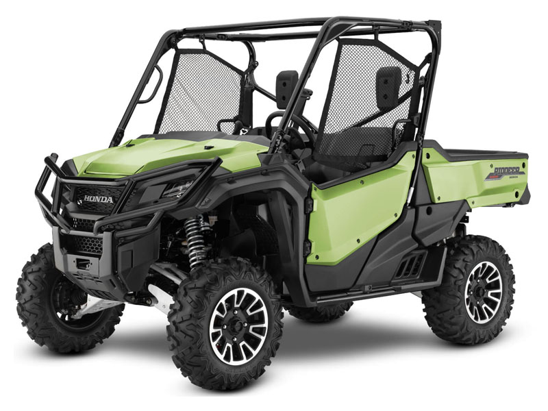 2021 Honda Pioneer 1000 Limited Edition in Hollister, California - Photo 1