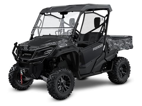 2021 Honda Pioneer 1000 SE in Asheville, North Carolina