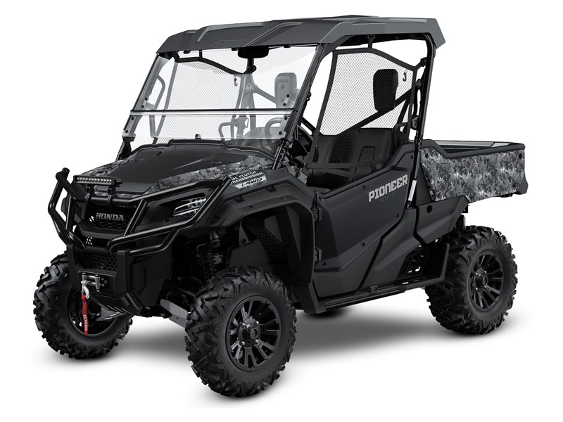 2021 Honda Pioneer 1000 SE in Mentor, Ohio - Photo 1