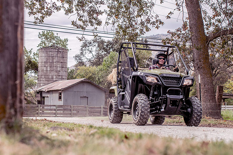 2021 Honda Pioneer 500 in Greenville, North Carolina - Photo 4