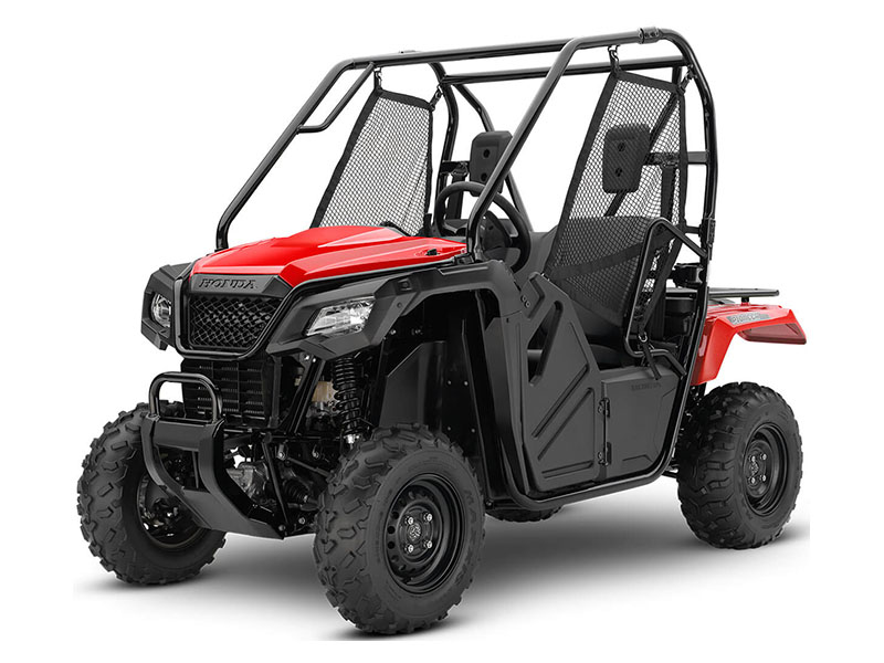 2021 Honda Pioneer 500 in Ukiah, California - Photo 1