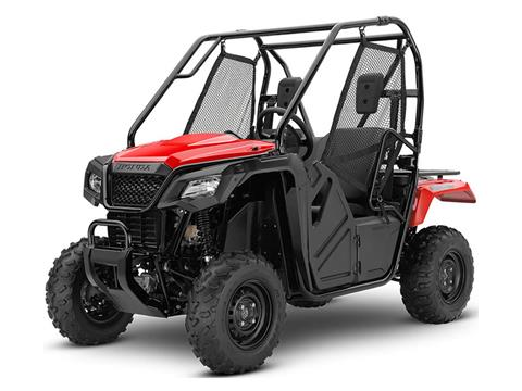 2021 Honda Pioneer 500 in Augusta, Maine - Photo 1