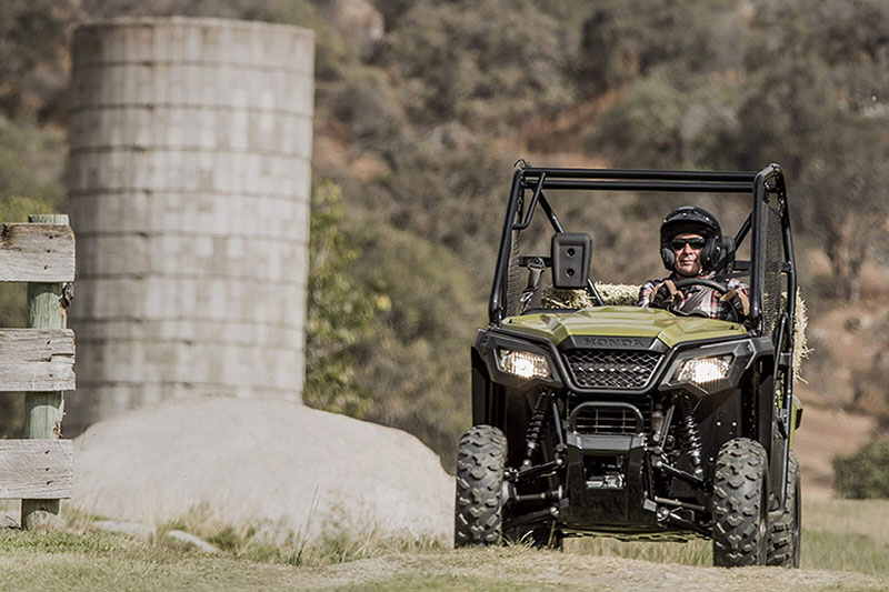 2021 Honda Pioneer 500 in Augusta, Maine - Photo 2