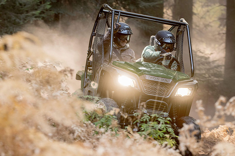 2021 Honda Pioneer 500 in Ukiah, California - Photo 3