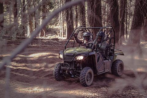 2021 Honda Pioneer 500 in Woodinville, Washington - Photo 5