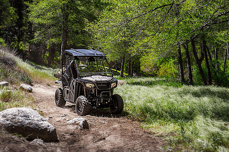 2021 Honda Pioneer 500 in Augusta, Maine - Photo 7