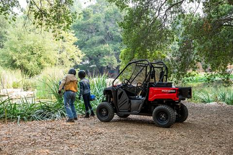 2021 Honda Pioneer 520 in Bennington, Vermont - Photo 2