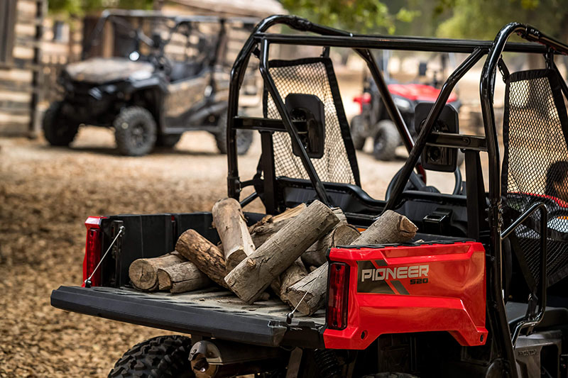 2021 Honda Pioneer 520 in Lafayette, Louisiana - Photo 4