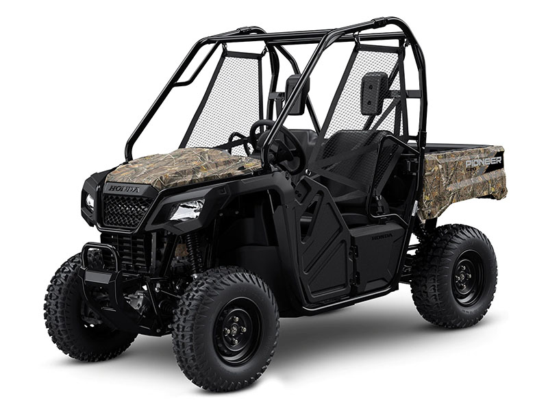 2021 Honda Pioneer 520 in Augusta, Maine - Photo 1