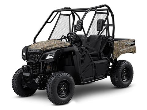 2021 Honda Pioneer 520 in Eureka, California - Photo 1