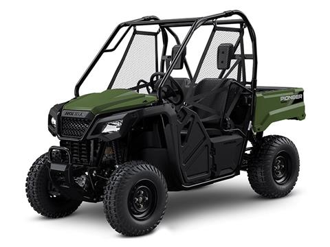 2021 Honda Pioneer 520 in Monroe, Michigan
