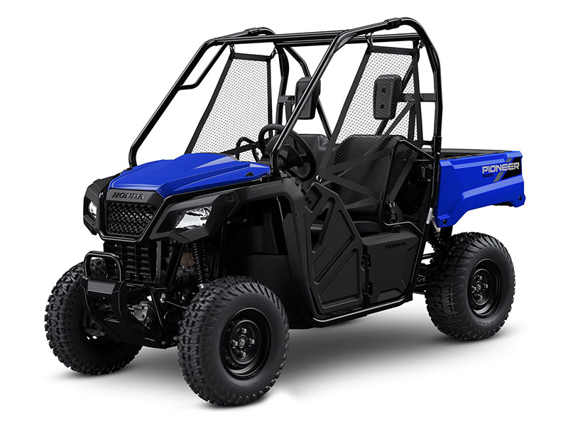 2021 Honda Pioneer 520 in Iowa City, Iowa - Photo 1