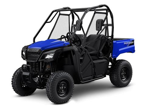 2021 Honda Pioneer 520 in Massillon, Ohio - Photo 1