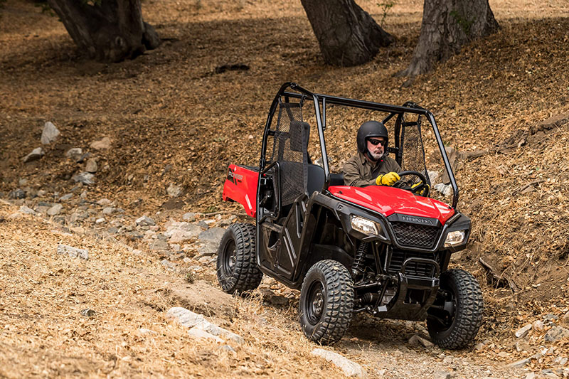 2021 Honda Pioneer 520 in Monroe, Michigan - Photo 3