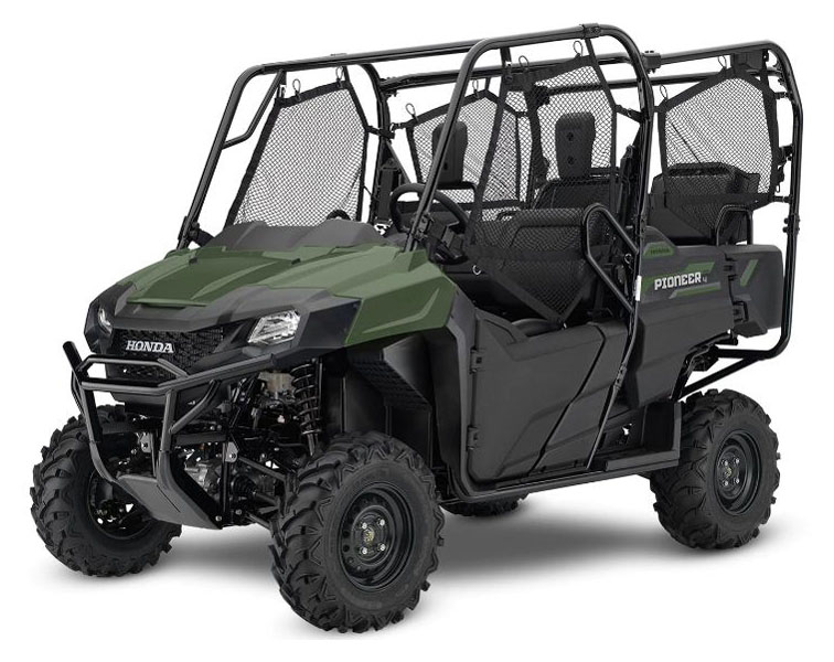 2021 Honda Pioneer 700-4 in Mineral Wells, West Virginia - Photo 1