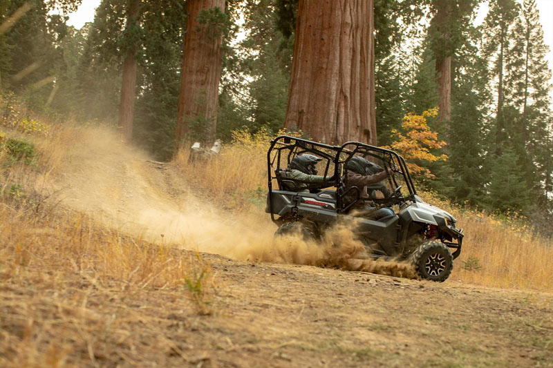 2021 Honda Pioneer 700-4 Deluxe in Madera, California - Photo 4