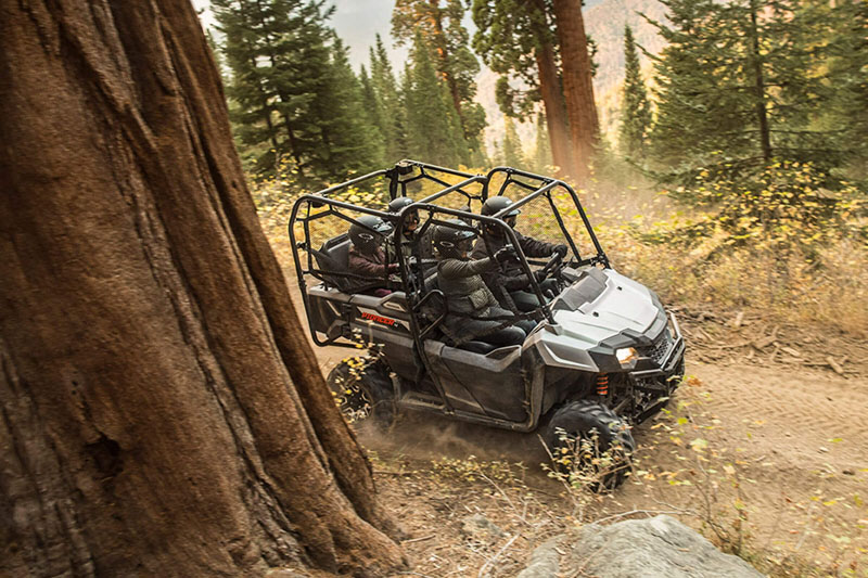 2021 Honda Pioneer 700-4 Deluxe in Hendersonville, North Carolina - Photo 5