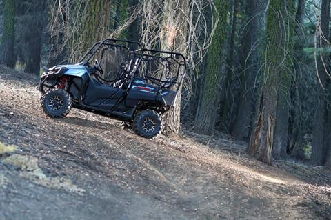2021 Honda Pioneer 700-4 Deluxe in Mineral Wells, West Virginia - Photo 3