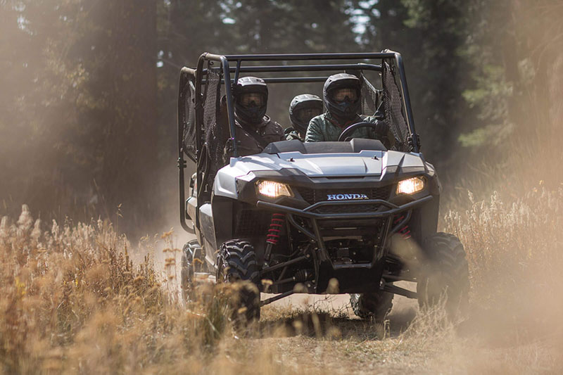 2021 Honda Pioneer 700-4 Deluxe in Madera, California - Photo 6