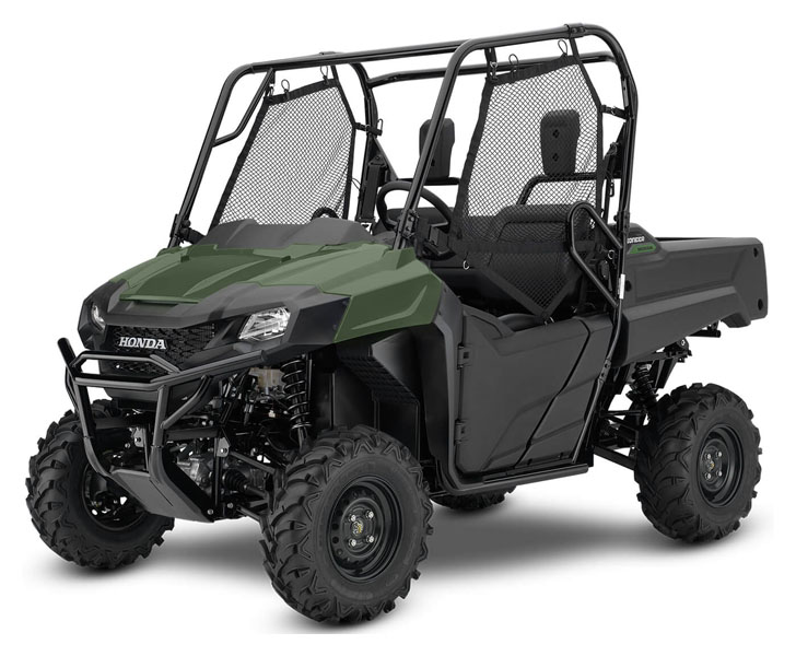 2021 Honda Pioneer 700 in Huron, Ohio - Photo 1