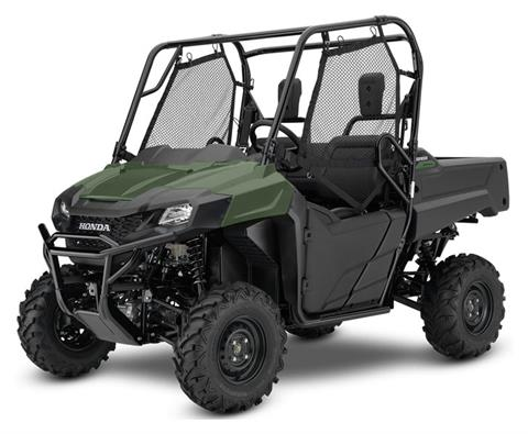 2021 Honda Pioneer 700 in Monroe, Michigan