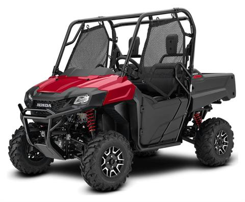 2021 Honda Pioneer 700 Deluxe in Freeport, Illinois