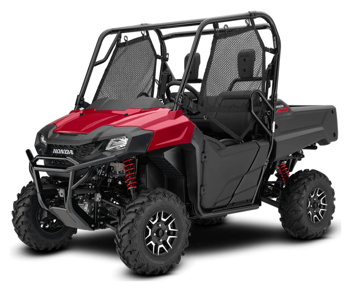 2021 Honda Pioneer 700 Deluxe in Monroe, Michigan - Photo 1