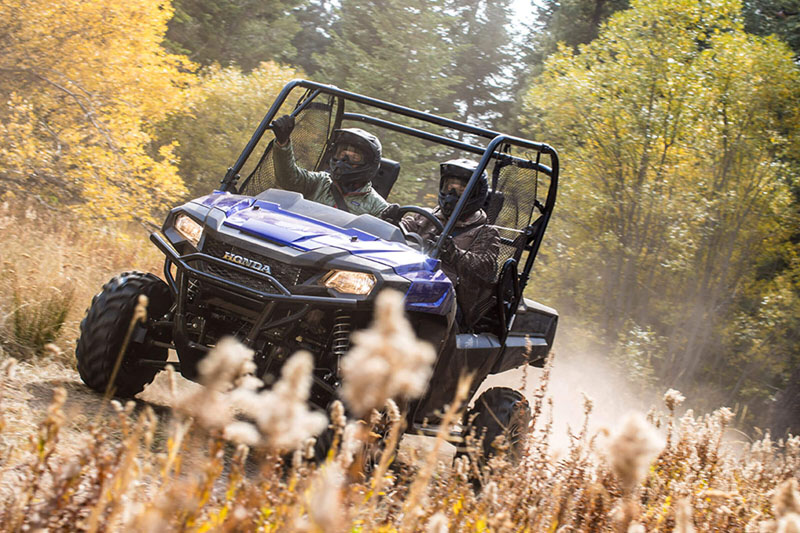 2021 Honda Pioneer 700 Deluxe in Mineral Wells, West Virginia - Photo 2