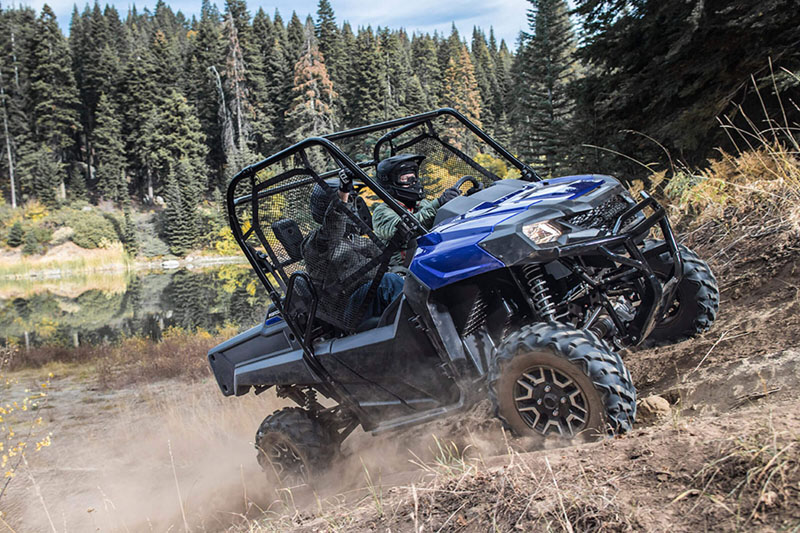 2021 Honda Pioneer 700 Deluxe in Mineral Wells, West Virginia - Photo 4