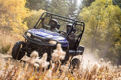2021 Honda Pioneer 700 Deluxe in Augusta, Maine - Photo 2
