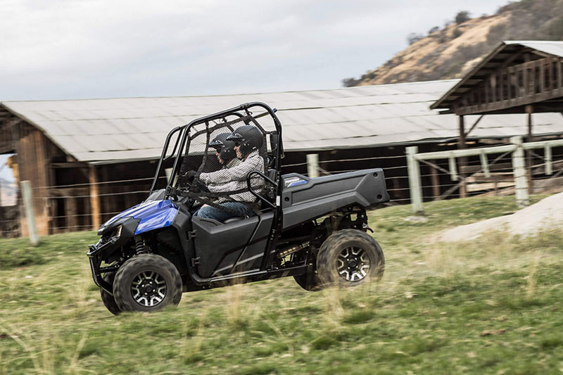2021 Honda Pioneer 700 Deluxe in Sarasota, Florida - Photo 3