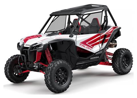 2021 Honda Talon 1000R in Sterling, Illinois