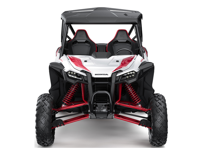 2021 Honda Talon 1000R in Monroe, Michigan - Photo 5