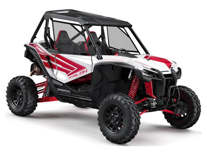 2021 Honda Talon 1000R in Iowa City, Iowa - Photo 2